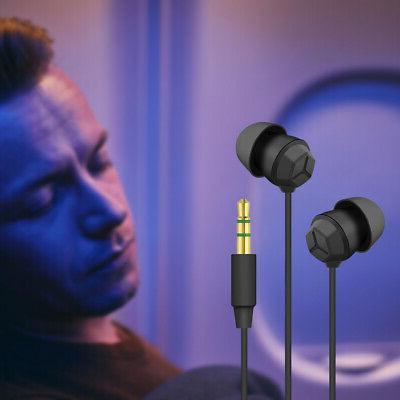 Geekria Sleep Noise Isolating EarPlugs, ASMR Sleeping