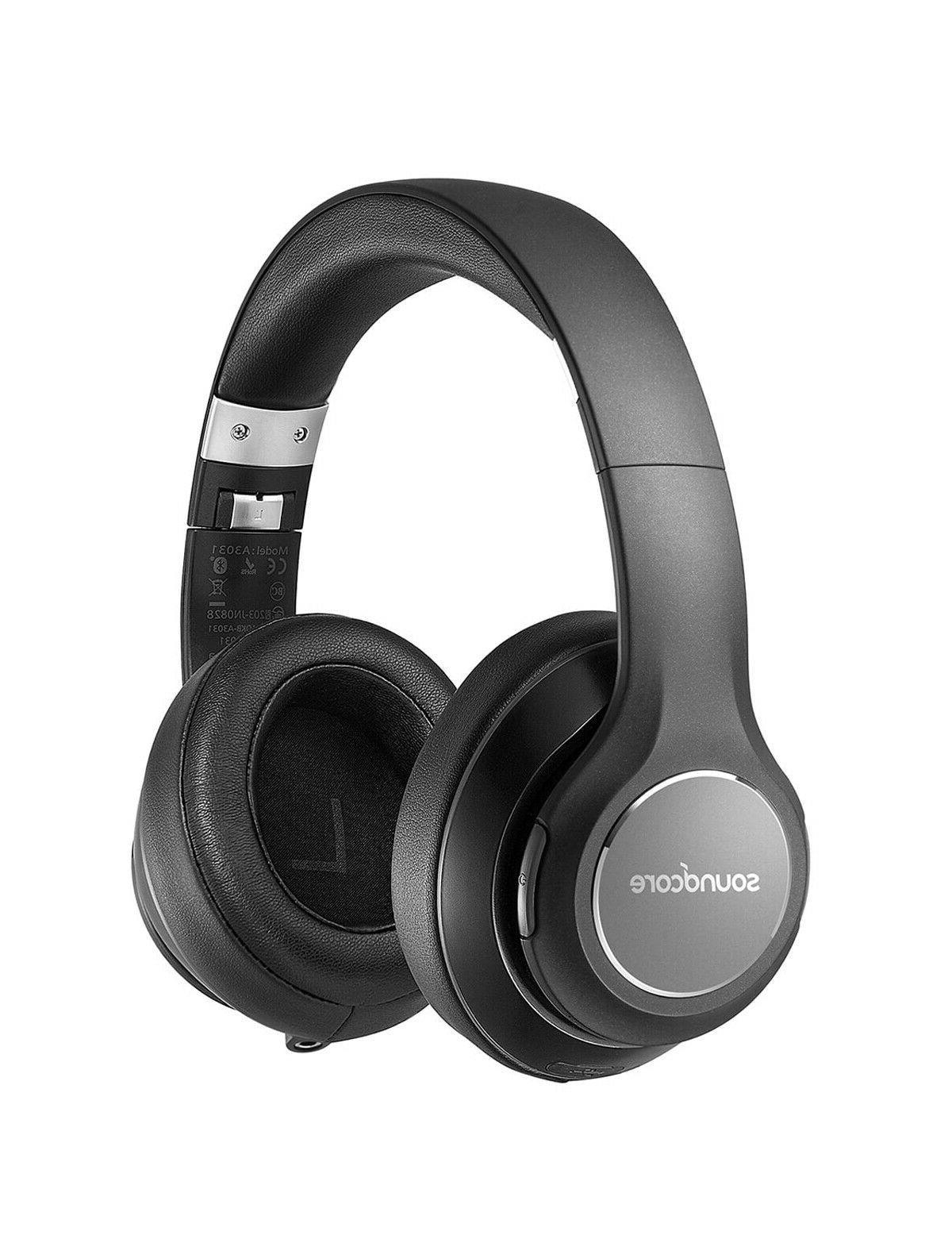 soundcore by vortex wireless over ear headphones