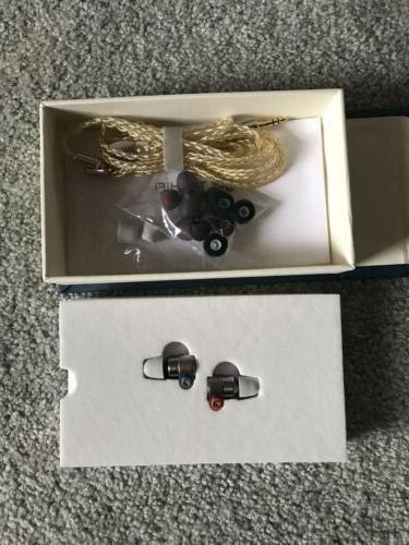 TIN T3 Ear Earphone Hybrid Metal Headphones