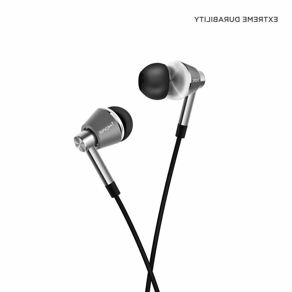 1MORE Earphones Headphones Hi-Res Audio Headset