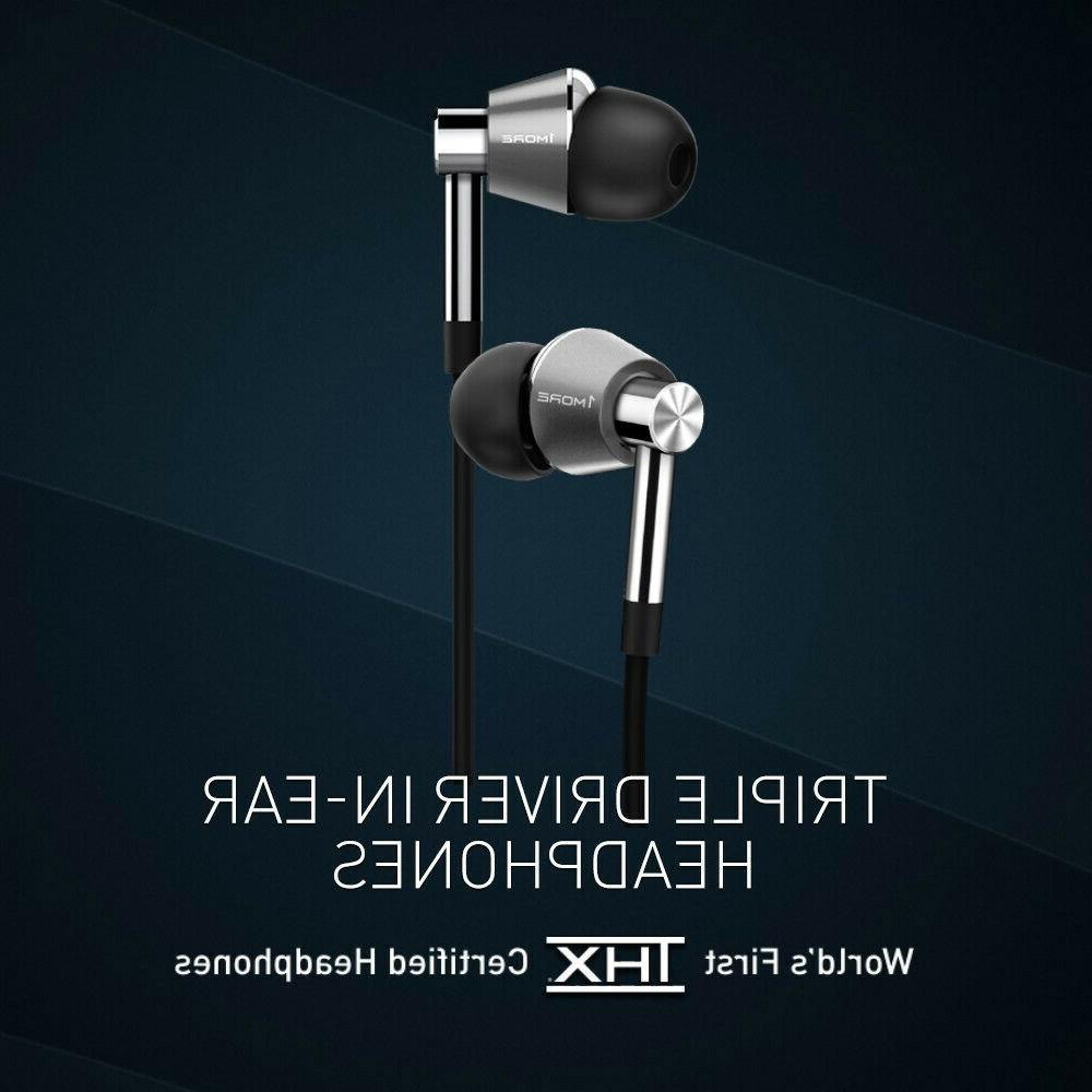 1MORE Driver Earphones THX Hi-Res Audio