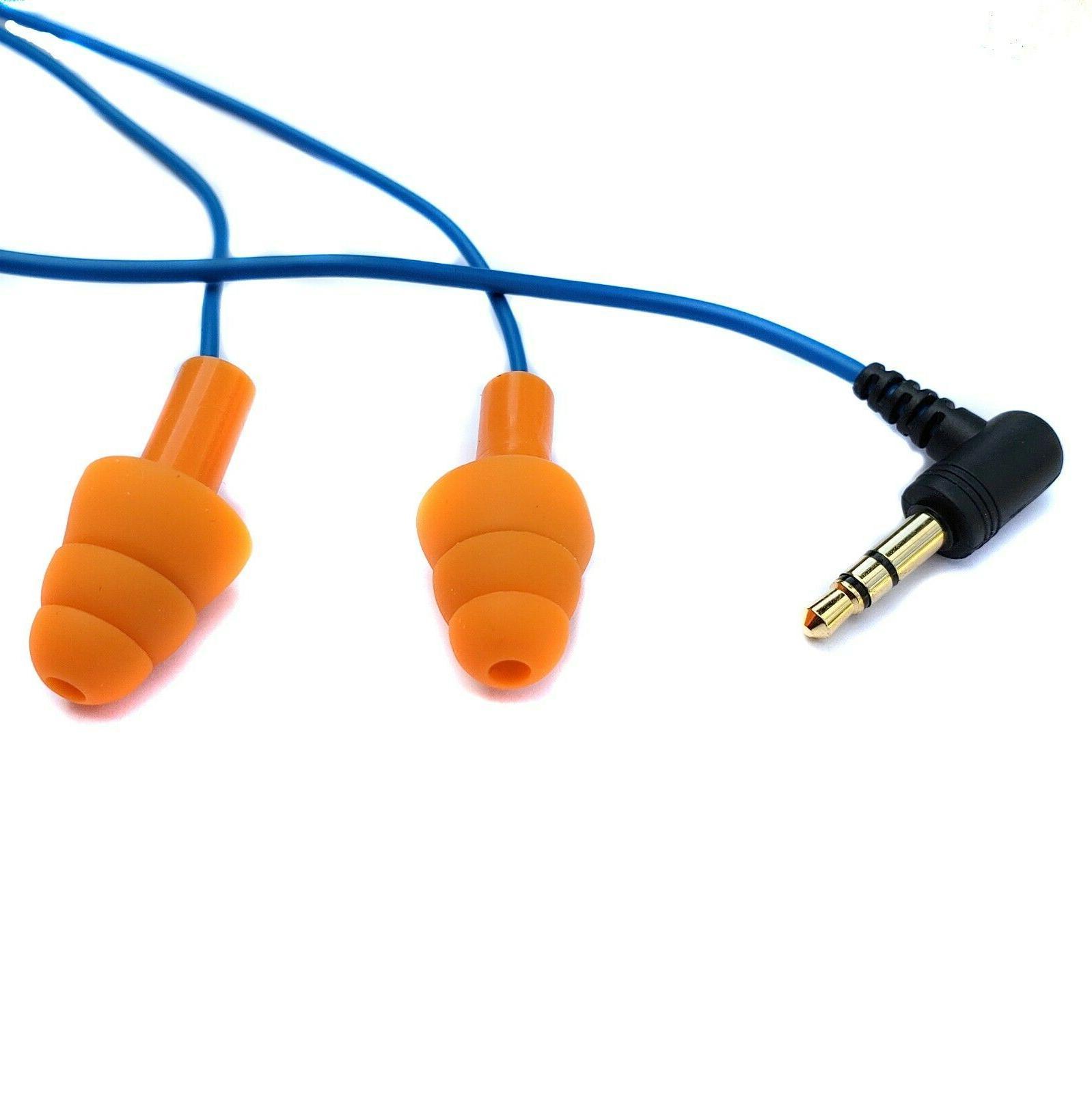 Workinbuds Wired Earphones Noise Isolating Guaranteed
