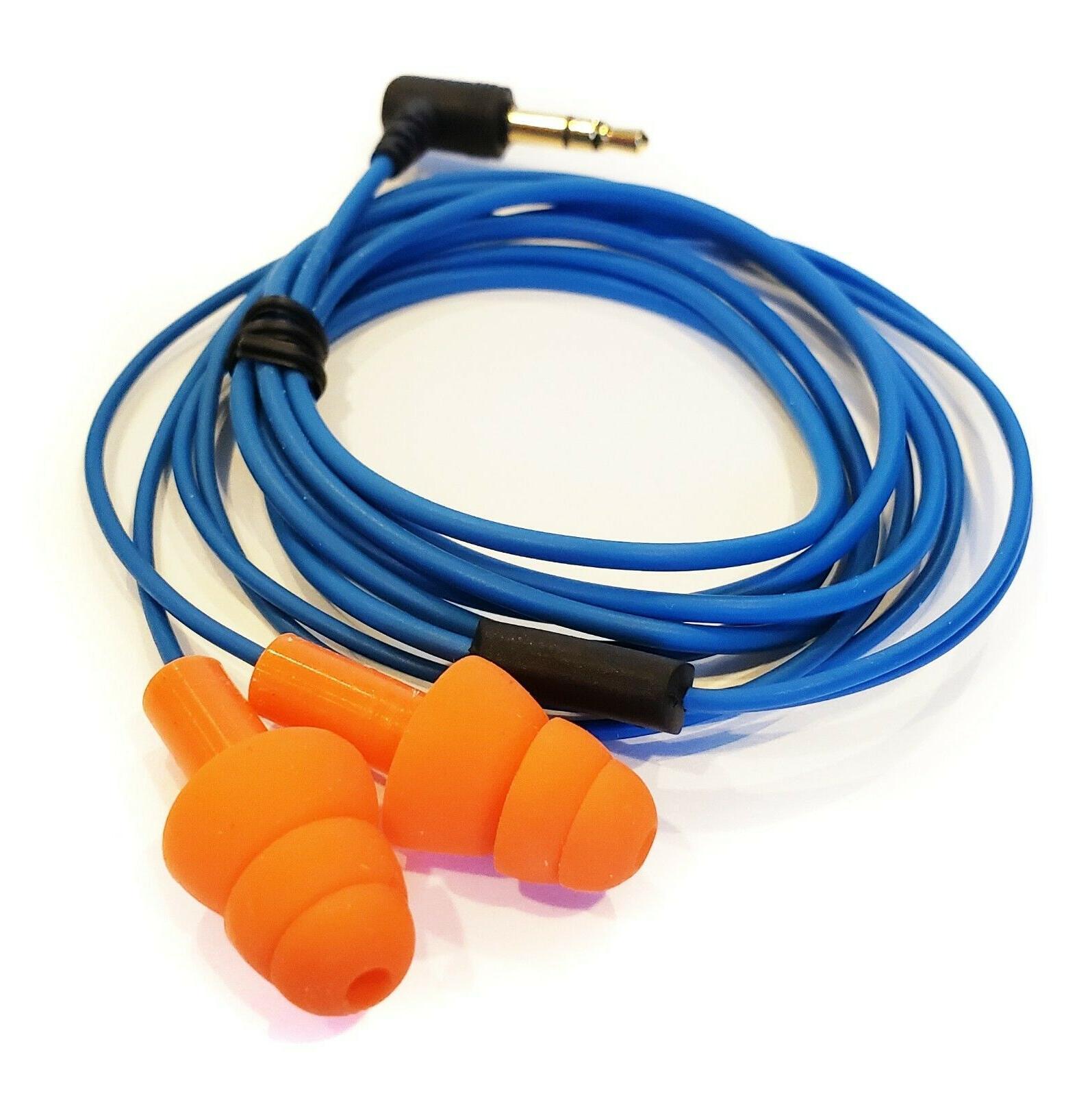 wired earplug earphones noise isolating satisfaction guarant