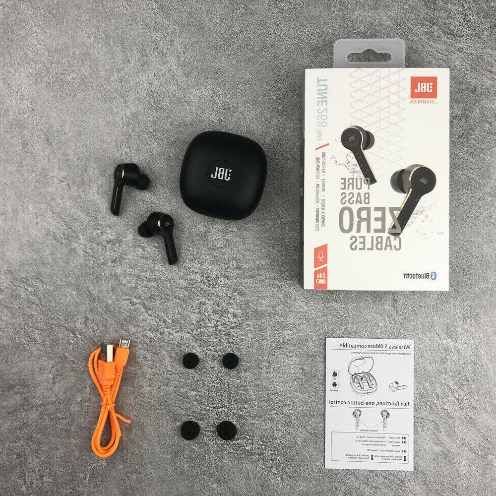 JBL Bluetooth TUNE 120 TWS