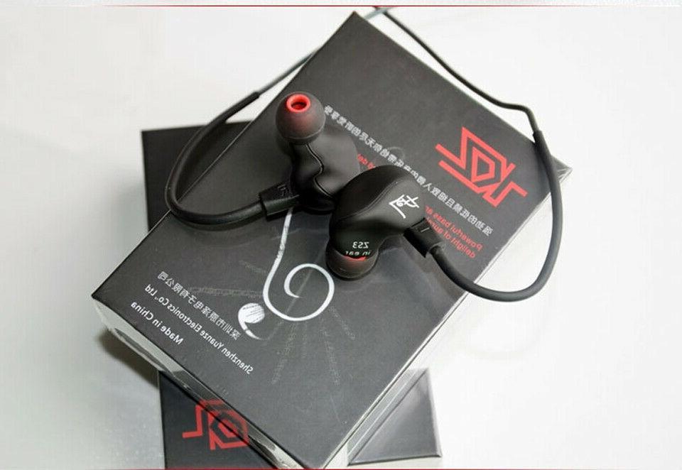 Headphone Noise Isolating Headset Mic