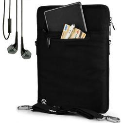 """VanGoddy Laptop Sleeve Shoulder Bag Carry Case for 13.3""""MacB"""