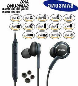 For NEW Orginal OEM Samsung AKG Stereo Headphones Earphones
