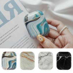 Marble Stone PC Case Cover Skin Charging Holder Bag For Appl