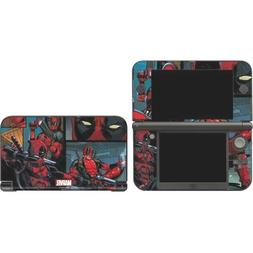 Marvel Deadpool Comic 3DS XL Skin By Skinit NEW