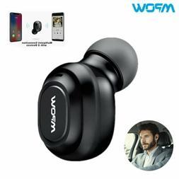 MPOW Bluetooth 5.0 Headset Wireless Earpiece Headphone Stere