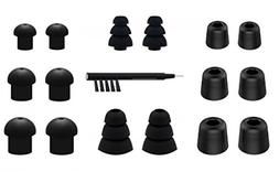 NICKSTON N-3 Assorted Replacement Set Ear Tips Adapters Gels