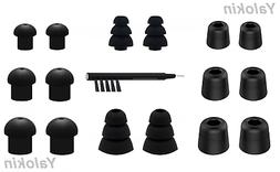 NICKSTON N-3 Assorted Ear Tips Set for In Ear Earphones with