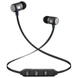 NAXA Electronics NE-966 Bluetooth Isolation Earphones with M