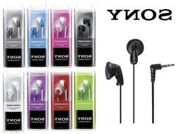 New Sony MDR-E9LP In-Ear Stereo Audio Earbuds Earphones Head