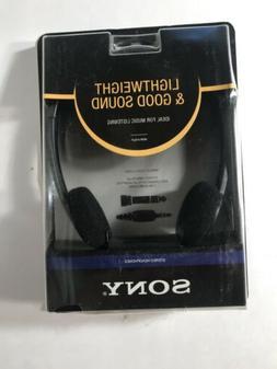 new stereo headphones earphones mdr 210lp lightweight