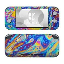 Nintendo Switch Lite Skin - World of Soap - Decal Sticker De