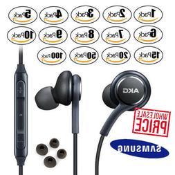 OEM Samsung S10 S9 S8 S7 S6 Note 8 AKG Earphones Headphones