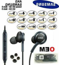 Orginal Samsung OEM AKG Stereo Headset Headphones Earphones