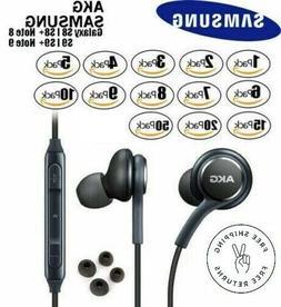 Orginal Samsung OEM AKG Stereo Headsets Headphones Earphones