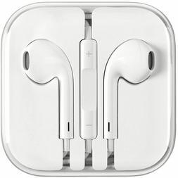 Original OEM Earpods Earphones w/ Mic For Apple iPhone 5s c