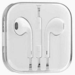 Original OEM Genuine Apple iPhone 5 5s 6 6s plus Earphones E