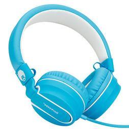 RockPapa Over Ear Foldable Headphones Headsets Earphones Kin