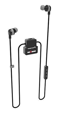 Pioneer IRONMAN Sweat-Resistant Wireless Sports Earphones wi