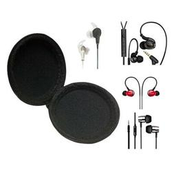 Portable Earphone Cable Earbuds Storage Case Carrying Pouch