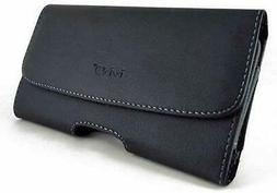 MyNetDeals Premium Leather Wallet Pouch Holster Belt Case w/