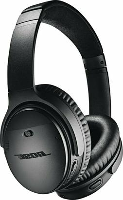 BoseQuietComfort 35 II Wireless Noise-Canceling Black Head