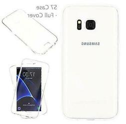 S7 Case , ALXCD Full Coverage 360 Protection  2 in 1 slim Cl