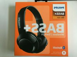 Philips SHB3075 Extra BASS+ Bluetooth Wireless Headphones -