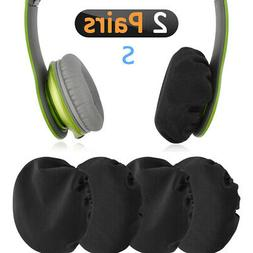 Geekria Flex Fabric Headphone Earpad Covers / Stretchable an