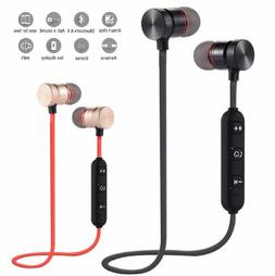Sweatproof Bluetooth Earbuds Sports Wireless Headphones Ear