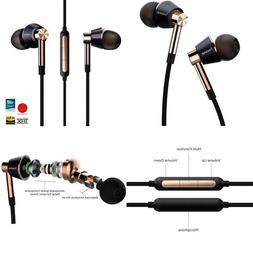 1More Triple Driver In-Ear Earphones Hi-Res Headphones With
