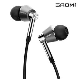 triple driver in ear earphones thx headphones