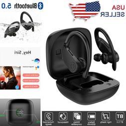True Wireless Stereo Bluetooth 5.0 TWS Earbuds Earphone Ear
