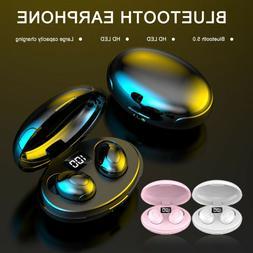 TWS Bluetooth 5.0 Headset Wireless Earphones Headphones Mini