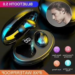 TWS Bluetooth 5.0 Headset Wireless Earphones Mini Earbuds St