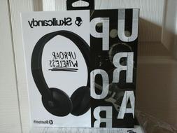 Skullcandy Uproar Wireless Bluetooth Headphones-Black S5URHW