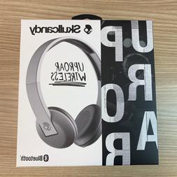 Skullcandy Uproar Wireless Headset - Stereo - Gray, Black -