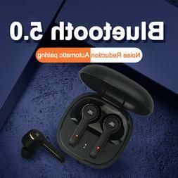JBL Wireless Bluetooth earphones TUNE 120 TWS headphones wit