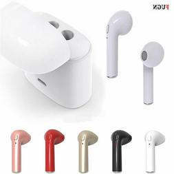 I7S TWS Wireless Bluetooth Headphones Earphones, Earbuds - F