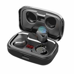 AIKELA Wireless Earbuds Bluetooth 5.0 Good Sounding Earphone